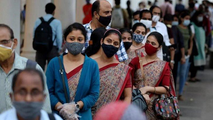 ভারতে ২৪ ঘণ্টায় তিন লাখেরও বেশি  করোনা  রোগী শনাক্তের বিশ্ব রেকর্ড