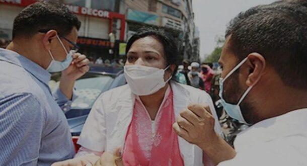 নারী চিকিৎসকের হেনস্তার ঘটনায় চিকিৎসক ও পুলিশের পাল্টাপাল্টি নিন্দা ও প্রতিবাদ