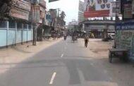 কঠোর লকডাউন দিনাজপুর সদরে
