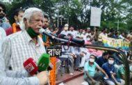 আমি চাকর-বাকরের কাছে ক্ষমা চাইছি : জাফরুল্লাহ চৌধুরী