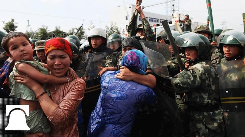 উইঘুরদের ওপর গণহত্যা চালিয়েছে চীন: যুক্তরাষ্ট্র
