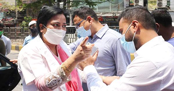 চিকিৎসকের সঙ্গে বাকবিতণ্ডা: আলোচিত নির্বাহী ম্যাজিস্ট্রেটকে বরিশাল বিভাগে বদলি